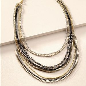 Stella & Dot Montegue Versatile Layered Necklace